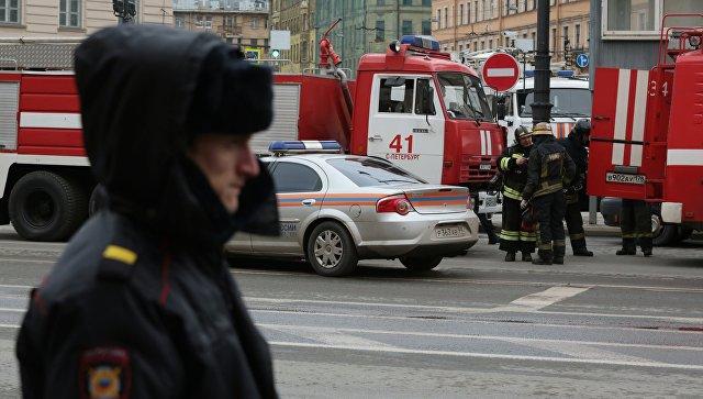 В Санкт-Петербурге прогремел взрыв в жилом доме
