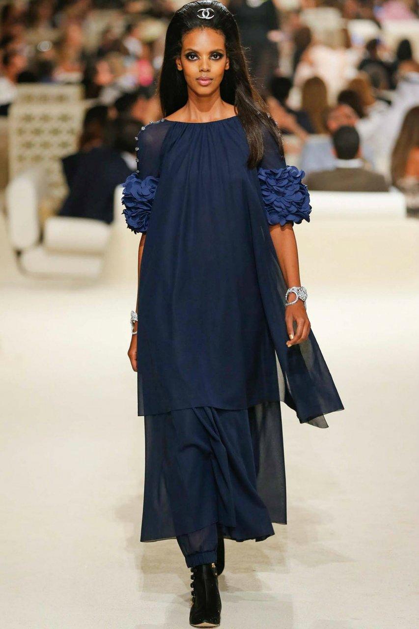 Модные платья от шанель