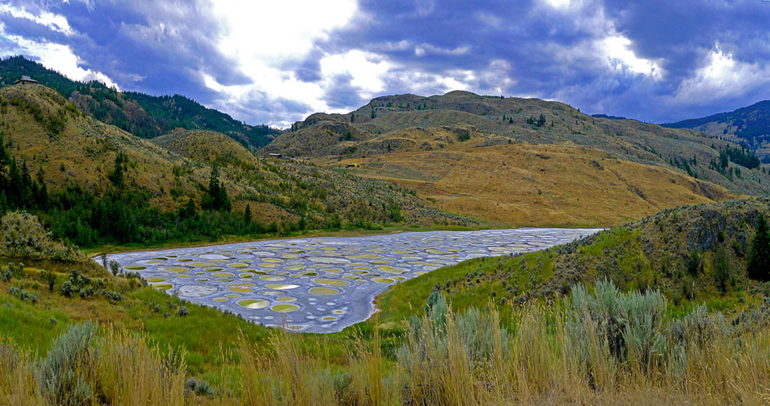 Озеро Клилук