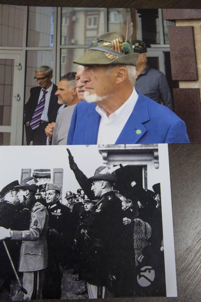 Кому аплодируют с того света Власов, Геббельс и Муссолини?