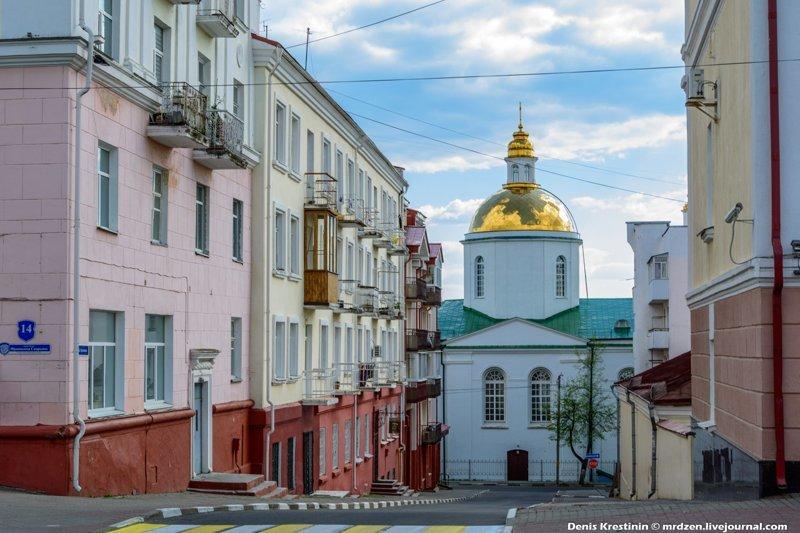 Белорусского пост. Про Полоцк беларусы, путешествия, фото