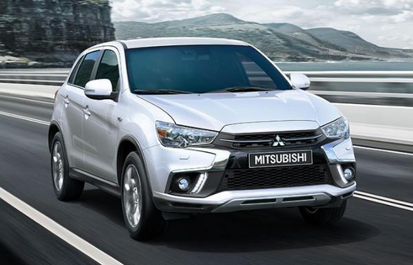 Новые цены модельного ряда Mitsubishi