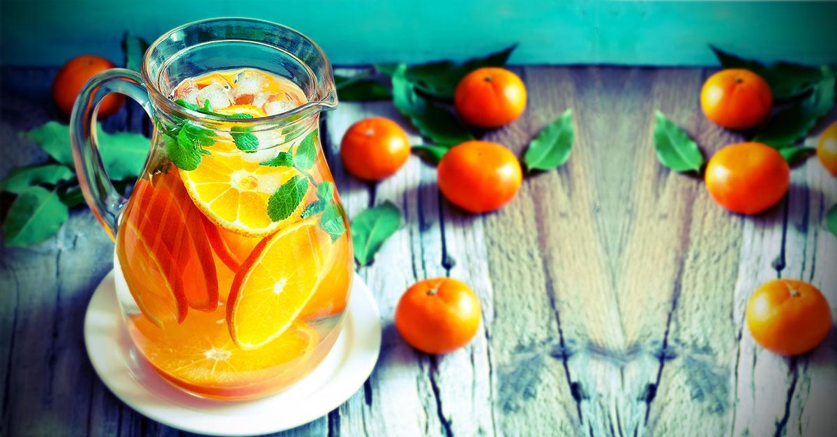 Как приготовить фруктовый лед и лимонад по одному рецепту