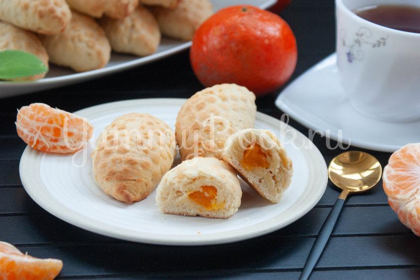 Печенье с мандарином - шаг 10