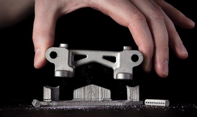 Desktop Metal обещает сделать 3D-печать металлом в 100 раз быстрее и в 10 раз дешевле