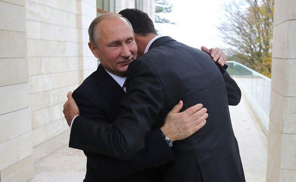 Пять главных слагаемых сирийской победы