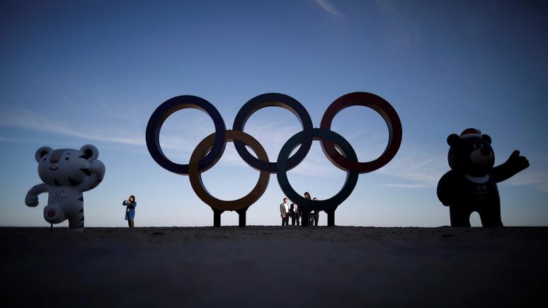 Bild: немецкие спортсмены одобрили «драконовские меры» МОК против России