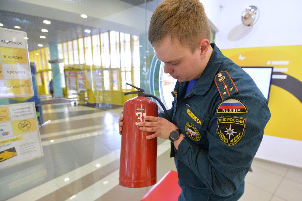 Для пожарных проверок ввели специальные чек-листы