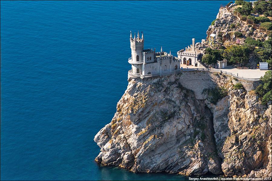 Отель в Крыму. Взгляд изнутри