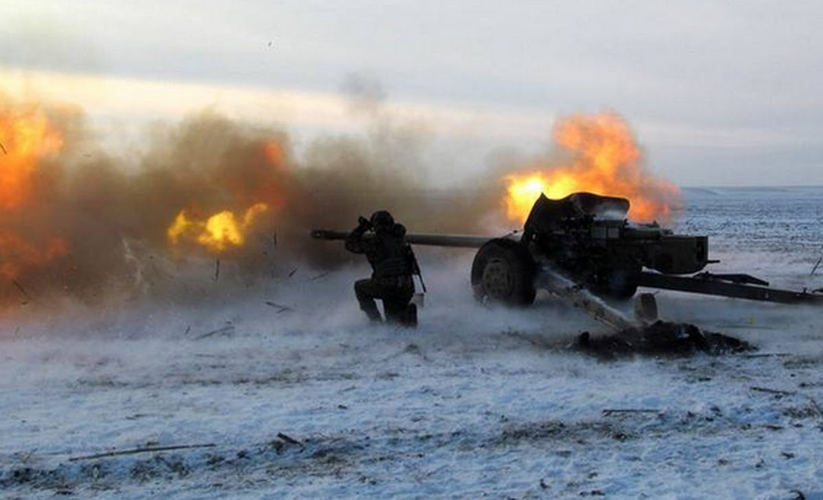 Боевики 93-й омбр ВСУ подорв…