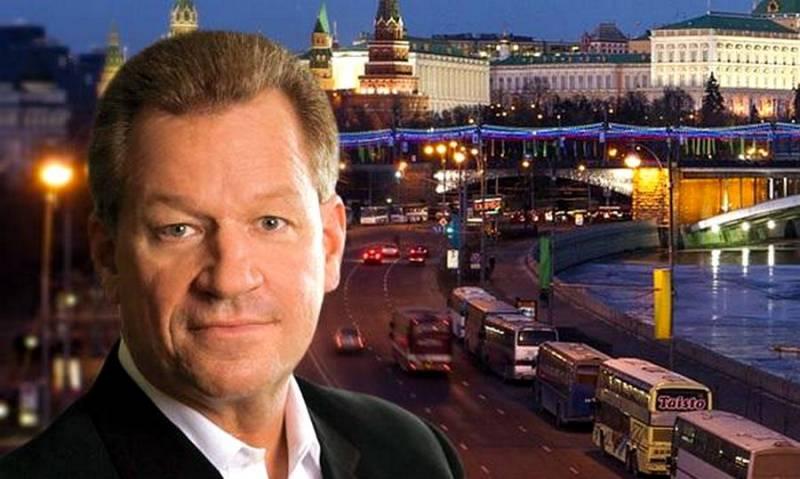 Американец побывал в России:…