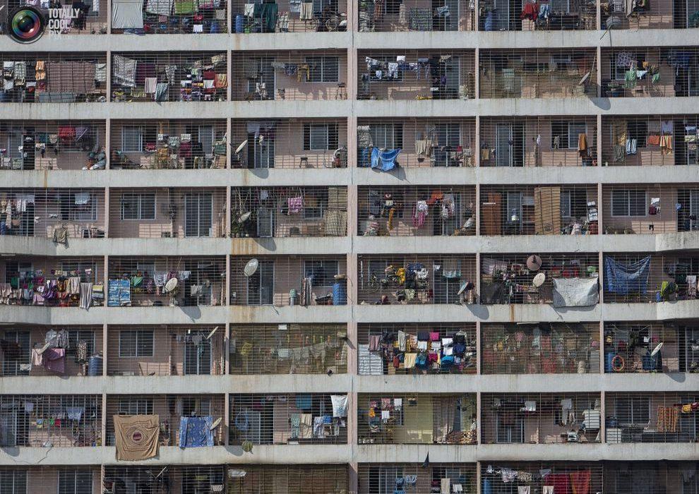 Муравейник живет: жилые дома Мумбая