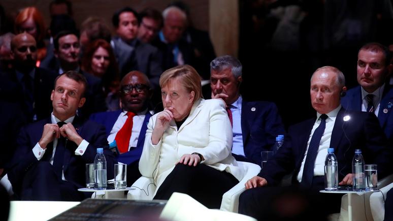 Вместо единой армии ЕС нужен…