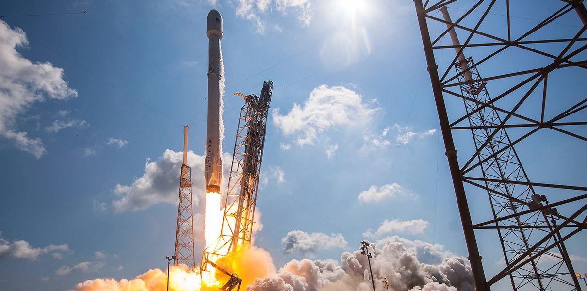 В 2017 году SpaceX планирует совершать запуски каждые 2-3 недели