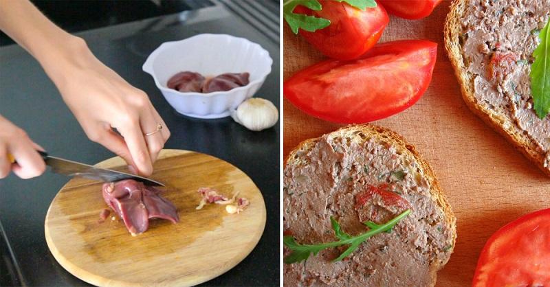 Рецепты приготовления паштета в домашних условиях
