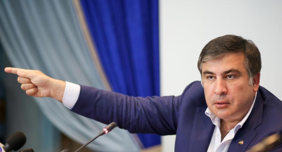 Карьерный рост экс-губернатора: Саакашвили запускает ток-шоу на украинском телеканале