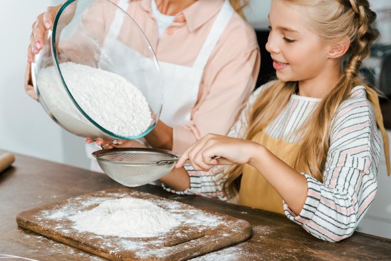 Как испечь кулич без дрожжей