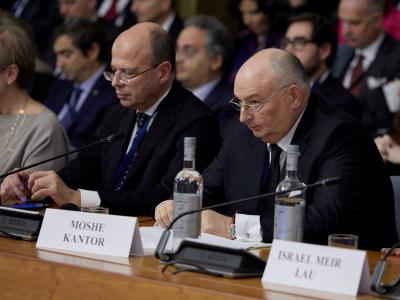 Президент ЕЕК Вячеслав Моше Кантор призвал страны-участницы ОБСЕ к принятию рабочего определения антисемитизма МАПХ