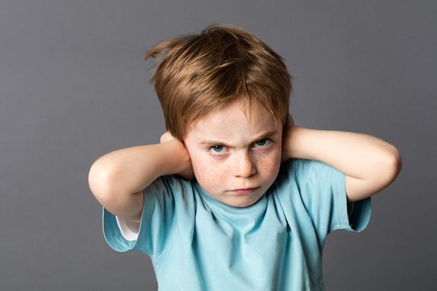 Очень упрямый ребенок: что делать