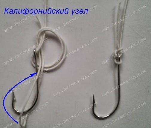 морские и рыболовные узлы для