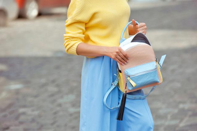 Модный лайфхак: рюкзак как суперактуальный тренд