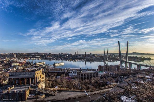 Путин перенес центр ДФО во Владивосток