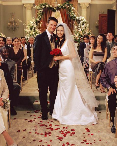 Свадьба Моники и Чендлера