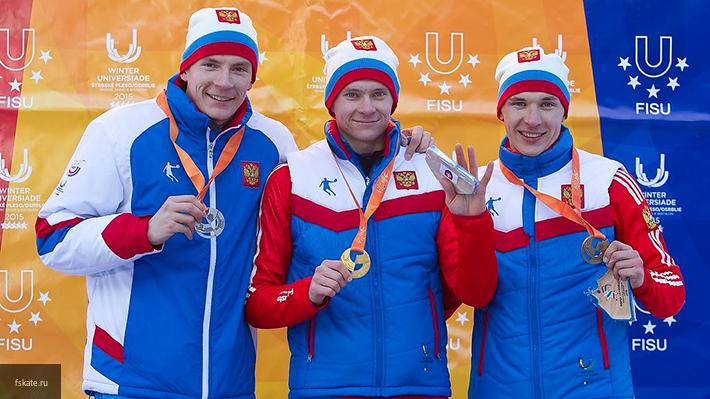 Владимир Путин выразил благодарность победителям Универсиады