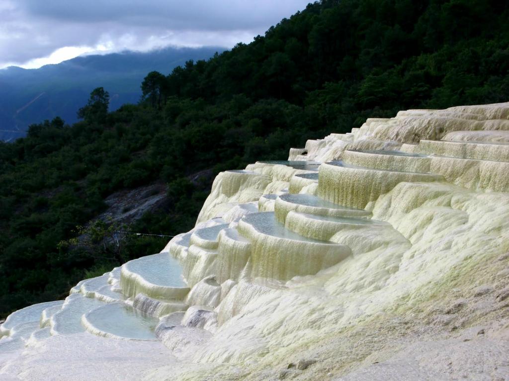 baishuitai02 Чудо китайской природы: Террасы белой воды