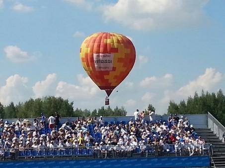 Под Казанью открылся авиационный праздник «Я выбираю небо» – как это было