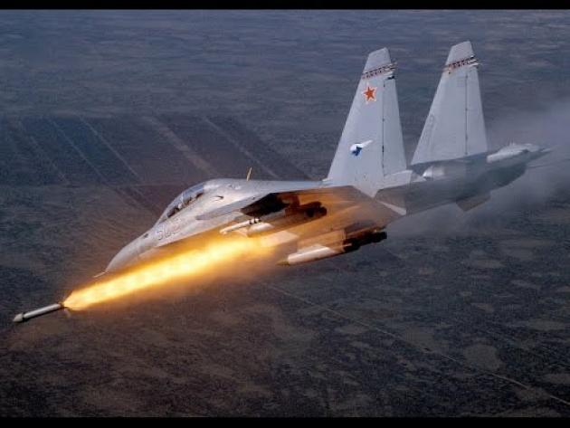 Бои в Пальмире: САР и ВКС РФ «размолотили» бронетехнику и террористов ИГ