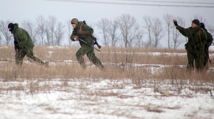 Украинская разведка предприн…