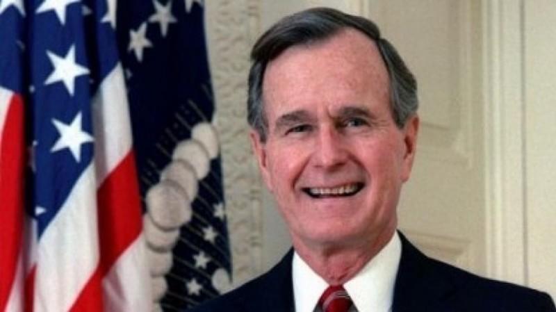 Завещание Буша-старшего для США: не расслабляйтесь, Россия выставит счёт за СССР