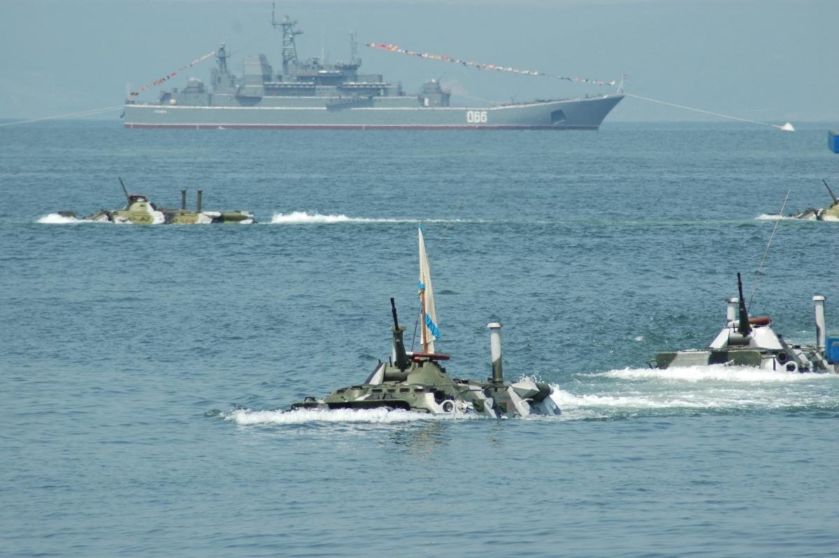 «Курильский экспресс»: куда «пропали» большие десантные корабли ТОФ?