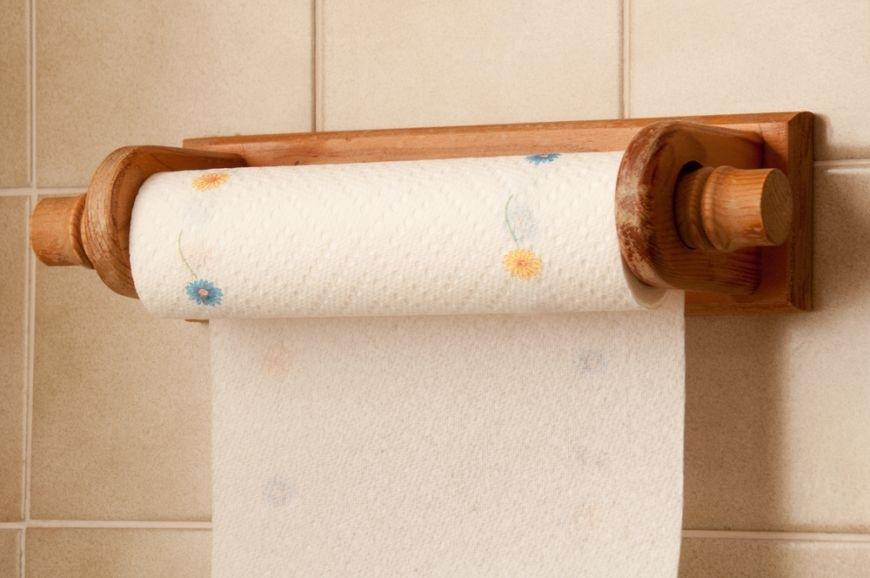 Гениальные лайфхаки с использованием бумажных полотенец