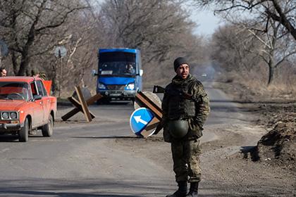 Пьяные украинские солдаты угнали БМП и ранили сослуживцев из пулемета