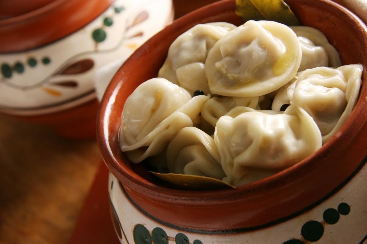 Сибирские блюда 100 лет назад