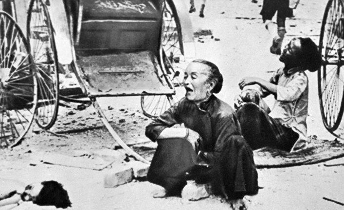 Чем японская резня отличалась от Холокоста