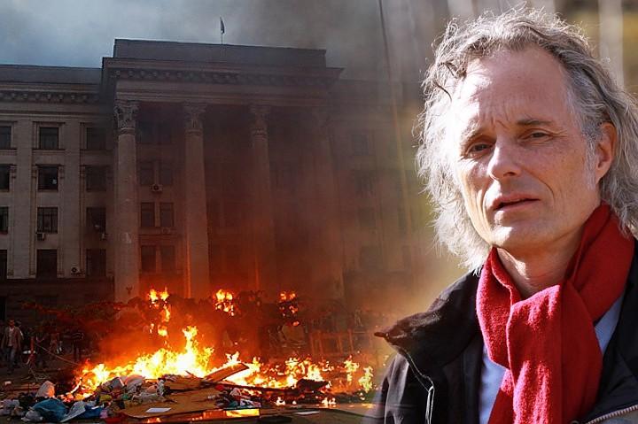 Известный немецкий журналист получил «волчий билет»: Делал неправильные репортажи из Украины