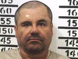 Правительство Мексики: Наркобарон Коротышка экстрадирован в США