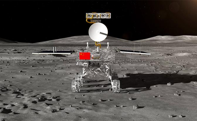 Разоблачение века: Китайцы  не нашли на Луне следы американцев