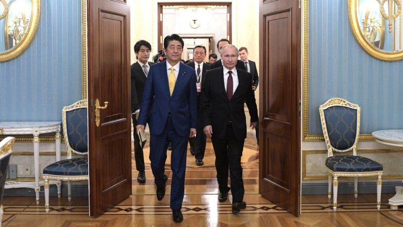 Россия и Япония договорились…