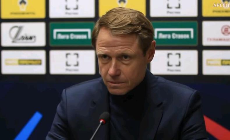 Тренер «Спартака» Олег Кононов рассказал о планах по усилению команды