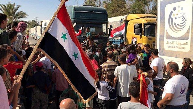Новости Сирии. Сегодня 11 сентября 2017