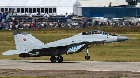 «Суперистребитель» МиГ-35: как нарушить все законы физики