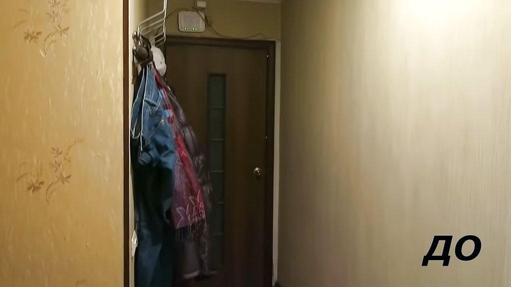 Бюджетный ремонт коридора всего за 1 тыс. руб. женскими руками