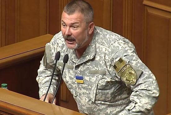 Украинский депутат пообещал бороться с пророссийской оппозицией гитлеровскими методами. Малороссия возвращается в XV век