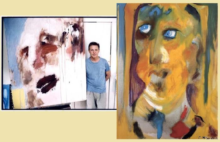 Живопись - новая грань таланта Пола Маккартни.