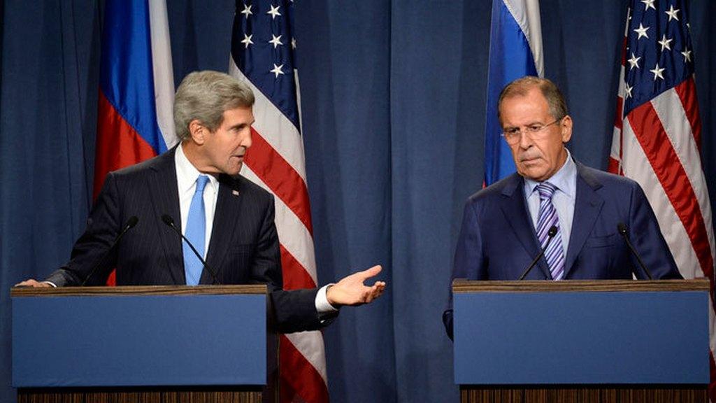Курдский гамбит: Россия перемалывает планы США по Сирии