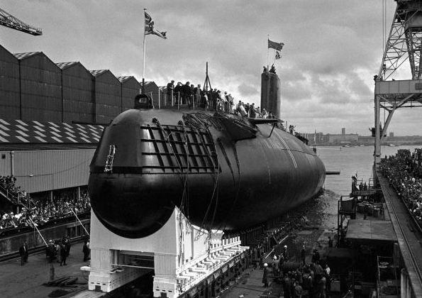 Как появились первые подводные лодки